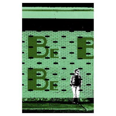 BE CHILL - vert