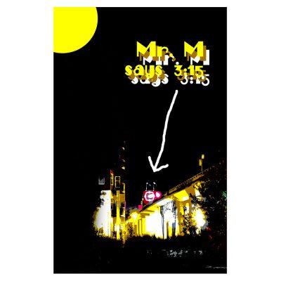 MR. M SAYS