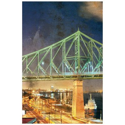 PONT JACQUES CARTIER II 1