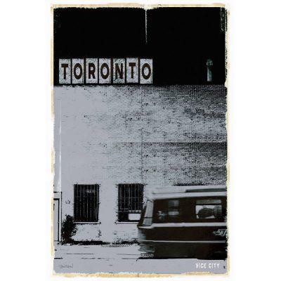 TORONTO VICE CITY - gris