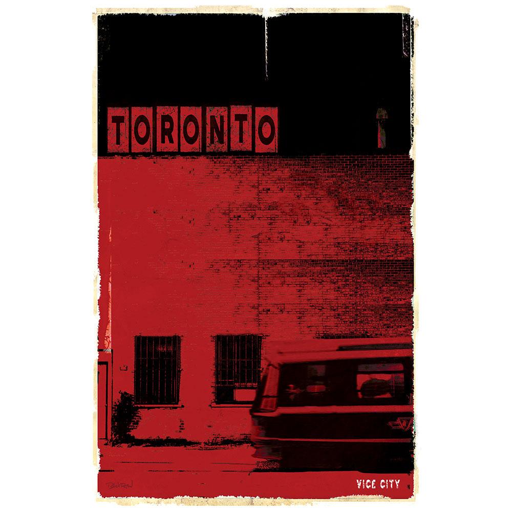 TORONTO VICE CITY - rouge